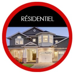 Demande d'installation de type résidentiel