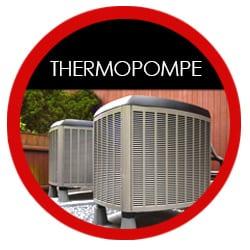 Demande d'installation de thermopompe